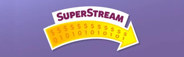 Superstream update