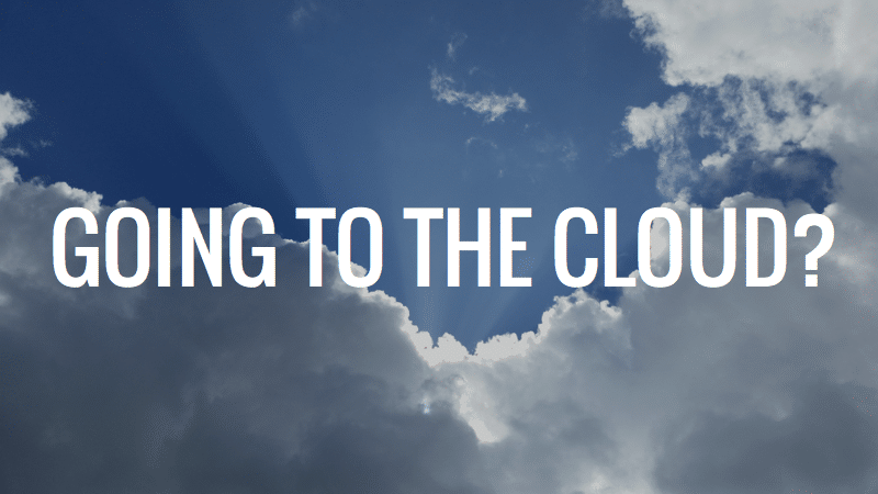 Why modern business means cloud-based business
