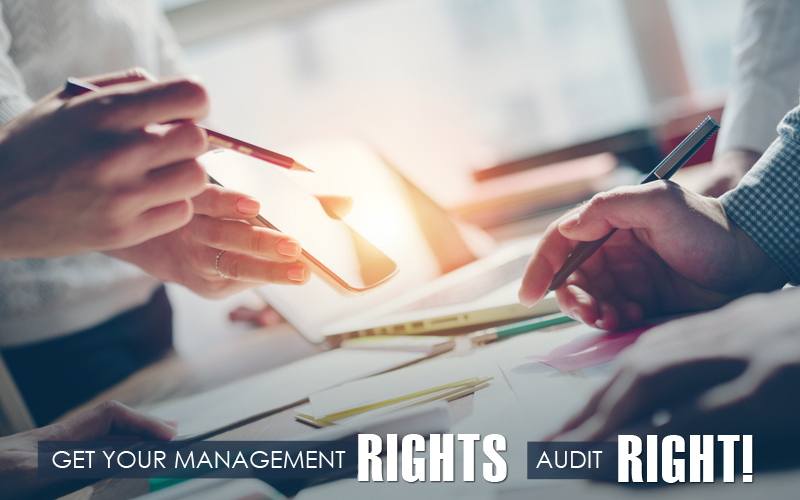 The 4 most common mistakes with management rights audits