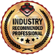 industry recommended logo